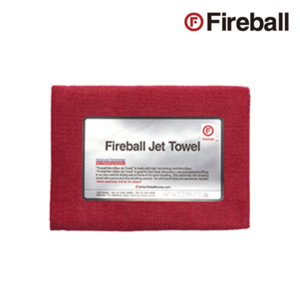 파이어볼 Fireball Jet Towel (Red) 40x75